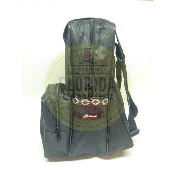Bolso matero Explorer con bolsillos laterales-2