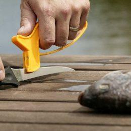 Afilador para Cuchillos y Tijeras modelo JIFF-S marca Smith´s