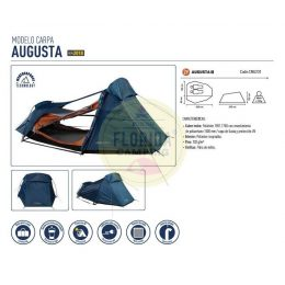 Carpa mod.Augusta II marca National Geographic