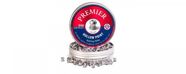 Balines mod.Premier Hollow Point cal