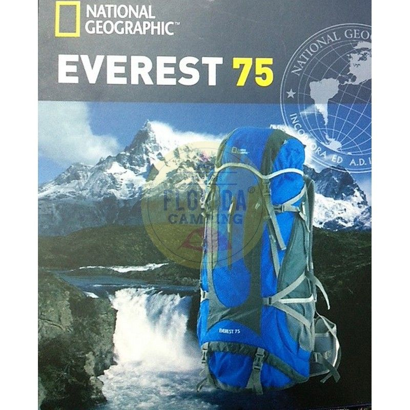 Mochila mod.Everest 75 marca National Geographic