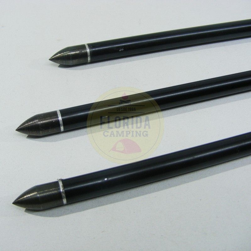 Flecha de Aluminio mod.Gamegetter 400 XX75 Pluma marca Easton