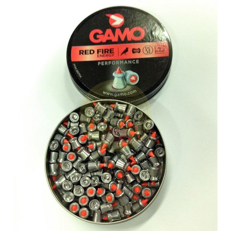 Balines mod.Red Fire cal. 5,5mm marca Gamo