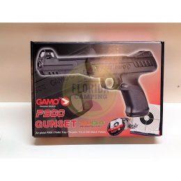 Pistola de Aire Comprimido Kit marca Gamo mod.P900 Gunset