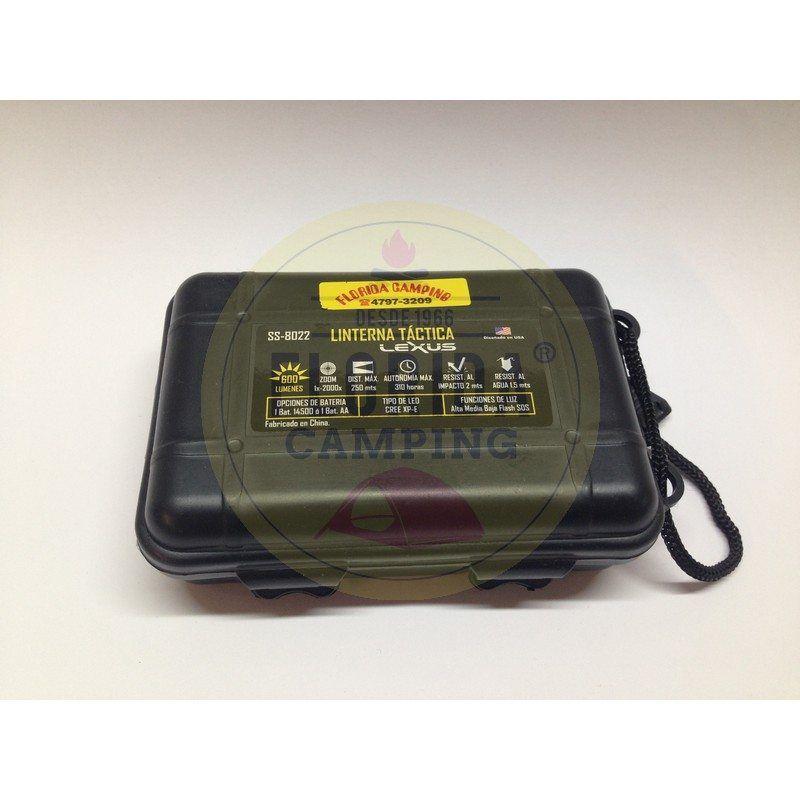 Linterna Táctica mod.SS-8022 marca Lexus