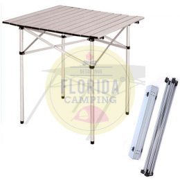 Mesa Enrollable de Aluminio marca Outdoors