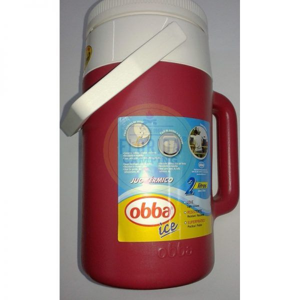 Termo con Pico Vertedor 2 litros marca Obba 2