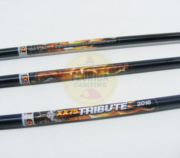 Flecha de Aluminio mod