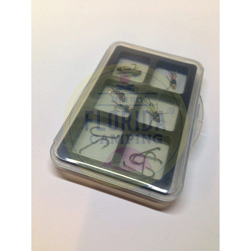 Caja para Moscas mod.Ultra Slim Magnética 105 marca FC