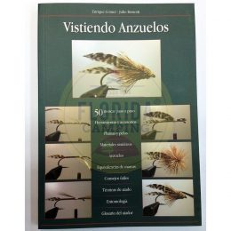 Libro de Atado Vistiendo Anzuelos