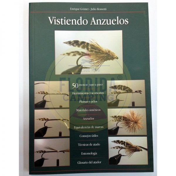 Libro de Atado Vistiendo Anzuelos 1