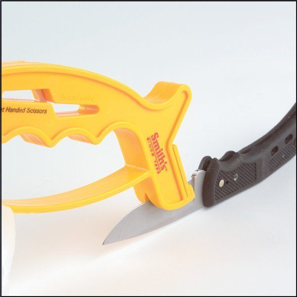 Afilador para Cuchillos y Tijeras modelo JIFF-S marca Smith´s 4
