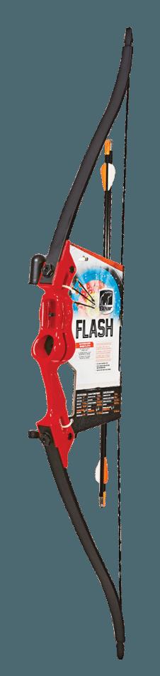 Arco Recurvo mod.Flash Red RH marca Bear