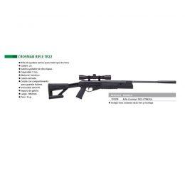 Rifle de aire comprimido marca Crosman mod.TR22