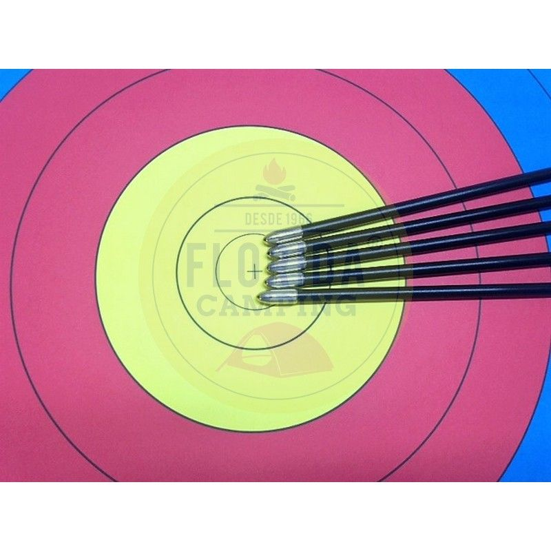 "Flecha de Fibra de Vidrio mod.28"" marca EK Archery Research"
