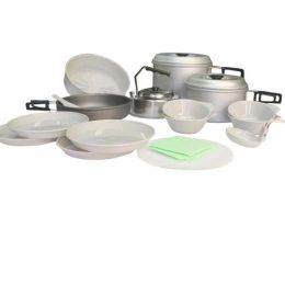 Set para Cocina mod.4 personas marca Doite