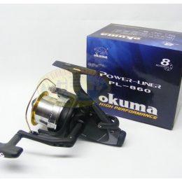 Reel mod.Powerliner PL860 marca Okuma