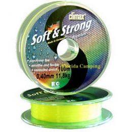 Monofilamento mod.Soft & Strong Naranja marca Climax