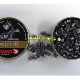 Balines mod.Pro Match cal 4,5mm marca Gamo