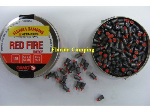 Balines mod.Red Fire cal
