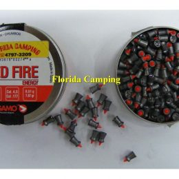 Balines mod.Red Fire cal. 4,5mm marca Gamo