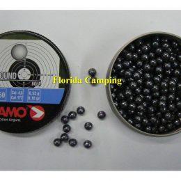 Balines mod.Round cal. 4,5mm marca Gamo