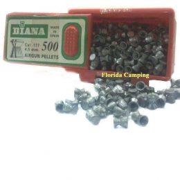Balines mod.Punta Chata cal. 4,5mm. marca Diana