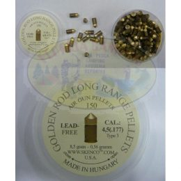 Balines mod.Golden Rod Long Range Pellets cal. 4,5mm marca Skenco