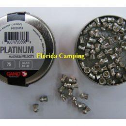 Balines mod.PBA Platinum cal 5,5mm marca Gamo