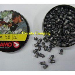 Balines mod.Magnum cal. 5,5mm marca Gamo