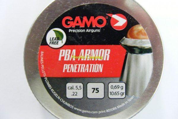 Balines mod.PBA Armor cal