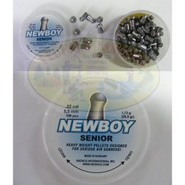 Balines mod.Newboy Senior cal. 5,5mm marca Skenco