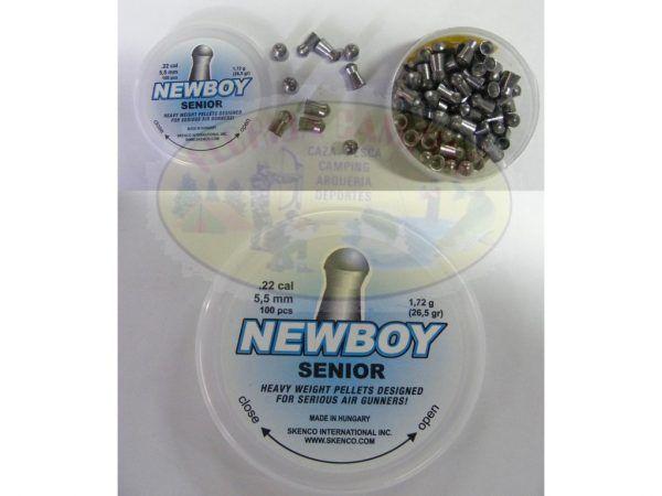 Balines mod.Newboy Senior cal
