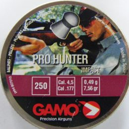 Balines mod.Pro Hunter cal. 4,5mm marca Gamo