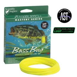 Línea mod.Bass Bug marca Scientific Anglers