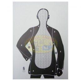 Blanco para Práctica de Tiro mod.FBI 2 marca Irusta