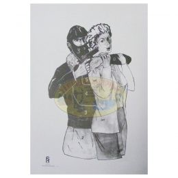 Blanco para Práctica de Tiro mod.Secuestrador/Rehen 2 marca Irusta