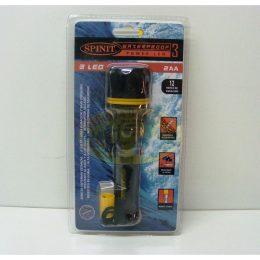Linterna mod.Waterproof 2AA marca Spinit