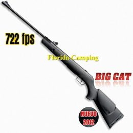 Rifle de Aire Comprimido mod.Big Cat marca Gamo
