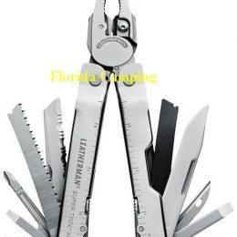 Pinza Multiuso mod.Super Tool marca Leatherman