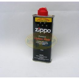 Bencina marca Zippo