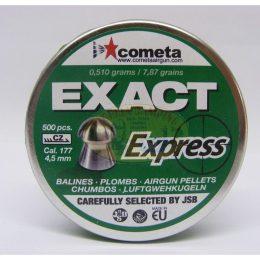 Balines mod.Exact Express cal. 4,5mm marca JSB-Cometa