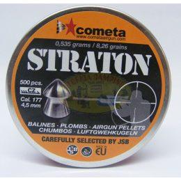 Balines mod.Straton cal. 4,5mm marca JSB-Cometa