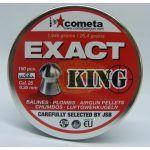 Balines mod.Exact King cal. 6,35mm marca JSB-Cometa