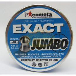 Balines mod.Exact Jumbo cal. 5,5mm marca JSB-Cometa