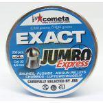 Balines mod.Exact Jumbo Express cal. 5,5mm marca JSB-Cometa