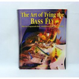 Libro The Art of Tying the Bass Fly