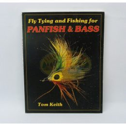 Libro Fly Tying and Fishing for Panfish & Bass