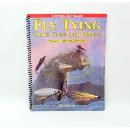 Libro Fly Tying Made Clear And Simple