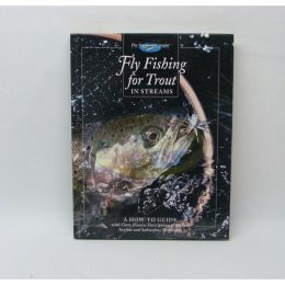 Libro Fly Fishing for Trout in Streams